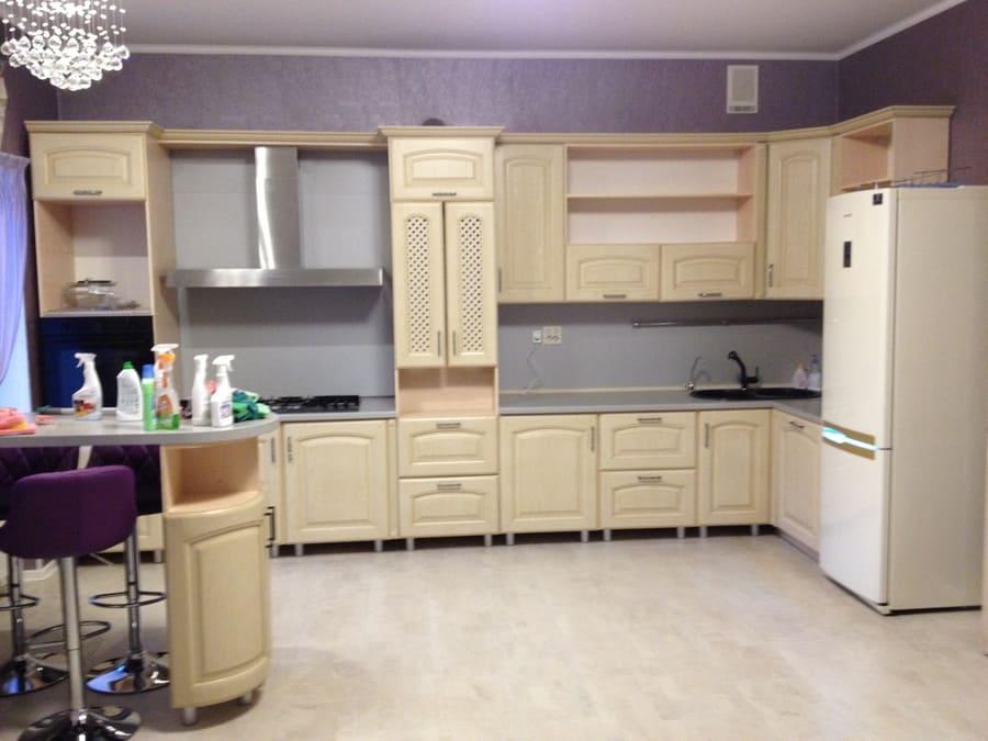 Генеральная уборка квартиры на Восстания перед продажей